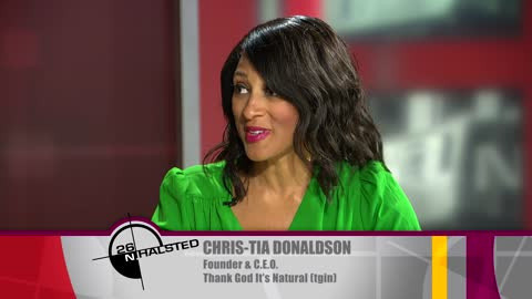 In honor of Breast Cancer Awareness Month, Chris Tia Donaldson shares her tale of fighting breast cancer while struggling to build a multi-million dollar brand