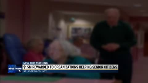 $1.5 Million awarded to organizations helping seniors
