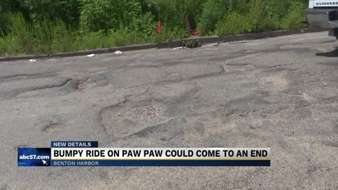 Plan in place for Paw Paw Avenue