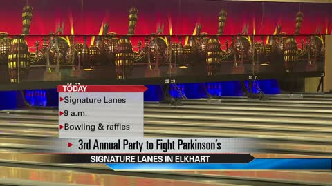 Michiana man raising money for Parkinson's Disease