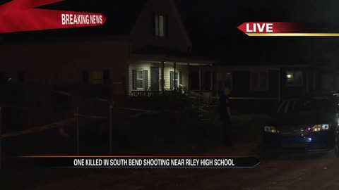 South Bend police: Man shot and killed inside car with children inside