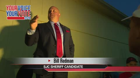 Redman beats Corbett by 18 votes in St. Joseph County Sheriff's race