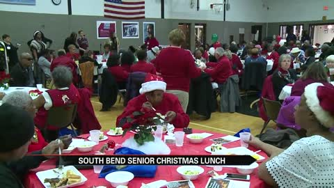 15th annual Senior Christmas Party held in South Bend