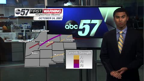 October Outbreak: 17th anniversary of Michiana tornadoes