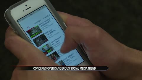 3 a.m. Challenge a social media trend getting kids out of bed