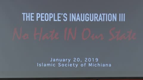 "3rd 'People's Inauguration"" addresses proposed Indiana..."