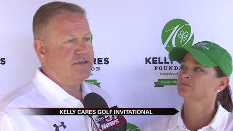 4th annual Kelly Cares Golf Invitational held Monday