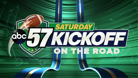 5 pm preview of this weeks abc57 saturday kickoff