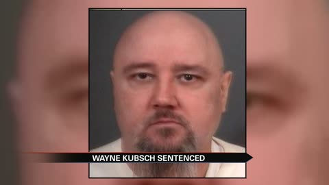 Wayne Kubsch sentenced to life in prison in 1998 triple murder