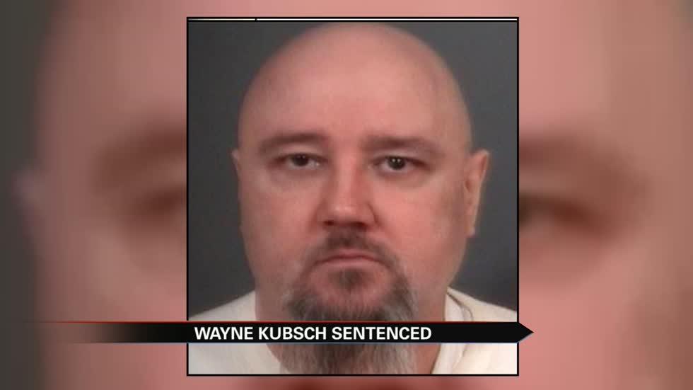 Wayne Kubsch sentenced to life in prison in 1998 triple murder
