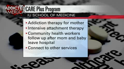 New grant helps opioid addicted mothers, newborns