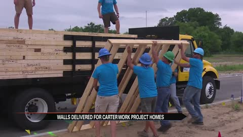 Habitat for Humanity to build 22 homes for families in need