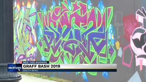5th Annual Graff Bash starts Saturday