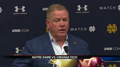 6 pm brian kelly press conference