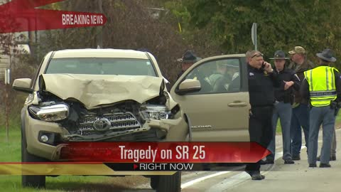 Driver arrested in deaths of 3 children at bus stop on SR25