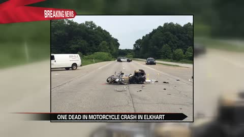 6 pm motorcyclist killed in crash on john weaver parkway in elkhart