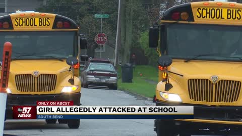 7-year-old allegedly attacked at school