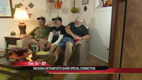 Vietnam vets share special connection to each other and wall