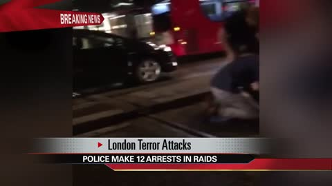 London Bridge terrorist attack: 7 dead, 48 injured