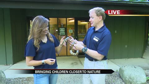 Local nature center has new hands-on exhibits for their upcoming day camp
