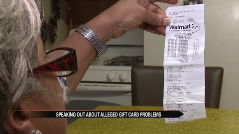 Parishioners allege fraud after buying Walmart gift cards