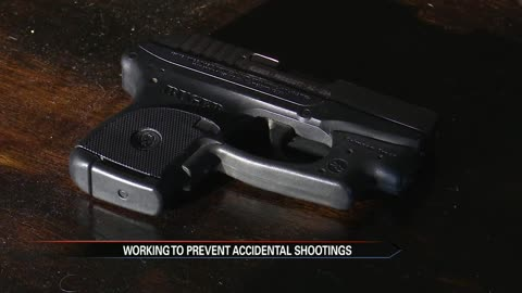 Working to prevent accidental shootings