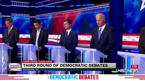 A look at how the 10 Democratic candidates made it to the third debate