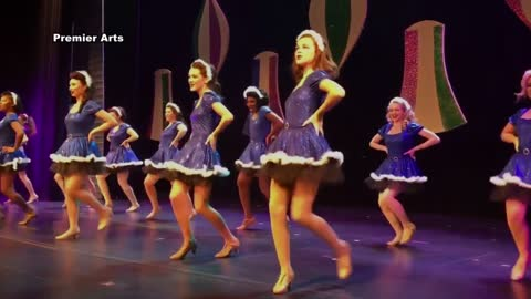 A new spin on White Christmas has arrived at Premier Arts in...