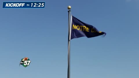 Notre Dame Stadium pennants: A rising tradition