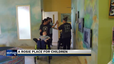 A Rosie Place for Children providing respite care for Indiana families