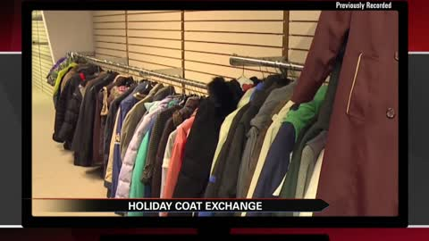 ABC 57 News partnering with Stephenson's for holiday coat drive