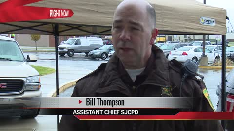 abc57 and st joseph co police host pill drop
