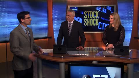 WATCH: ABC57's financial expert explains the Dow's decline