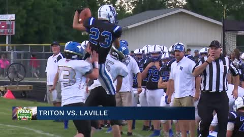 ABC57 Friday Night Football: August 30, 2019