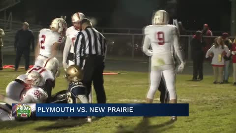 ABC57 Friday Night Football: November 8, 2019