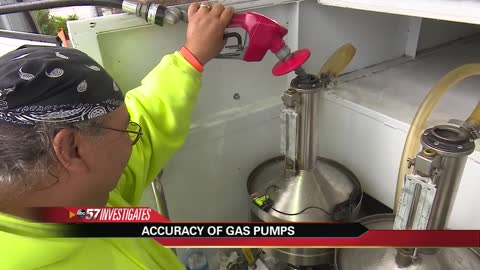 ABC57 Investigates: Are you getting what you paid for at the pump?