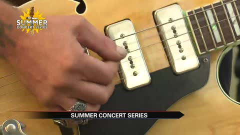 abc57 summer concert series dos hermanos band part 2