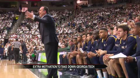 ACC opener could be historic for Notre Dame's Mike Brey