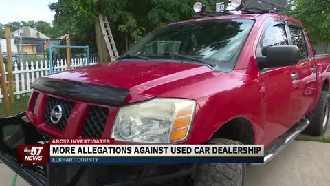 Elkhart County car dealership accused of more shady deals