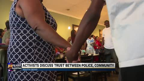 Black Lives Matter, local advocates raise concerns on police...