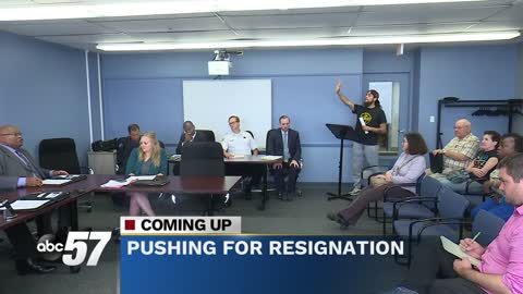 Activists pushing for resignation of Chief Scott Ruszkowski