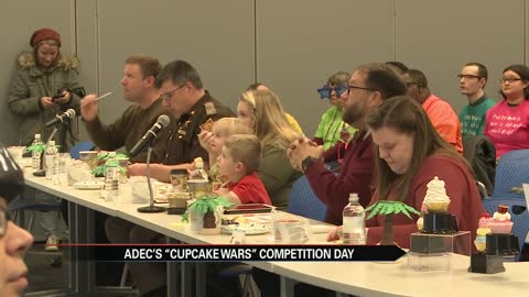ADEC holds annual Cupcake Wars competition