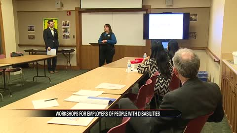 ADEC helps employers learn about employing people with disabilities
