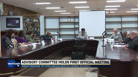 Newly formed Advisory Committee holds their first official meeting