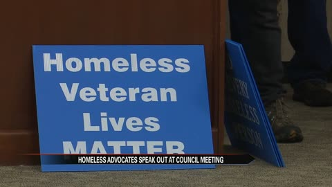 Advocates talk homelessness at South Bend Common Council meeting
