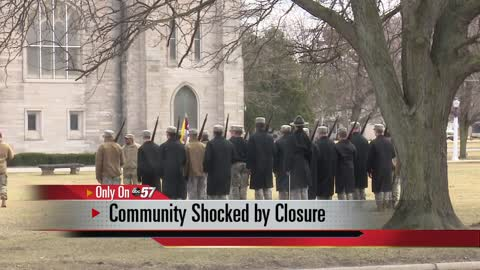 After 135 years Howe Military Academy announced its closing and...