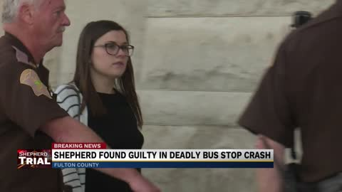 Alyssa Shepherd found guilty on all charges