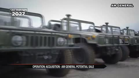 AM General military plant potentially up for grabs