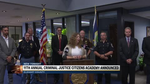 Annual Criminal Justice Citizens Academy to take place in Elkhart