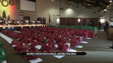 Kroc Center's annual distribution drive benefits families,...